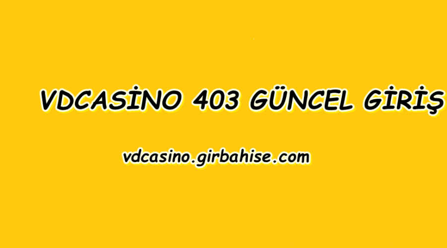 vdcasino 403